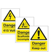 Hazard & Warning Signs