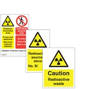 Radiation & Laboratory Signs