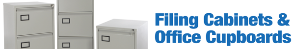 Filing Cabinets & Office Cupboards
