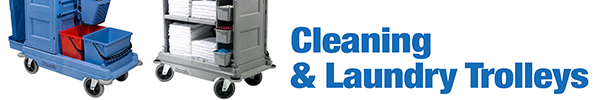 Cleaning & Laundry Trolleys