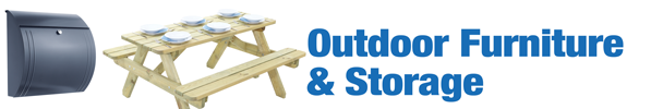 Outdoor Furniture & Storage
