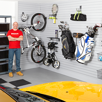 Garage Wall Racks