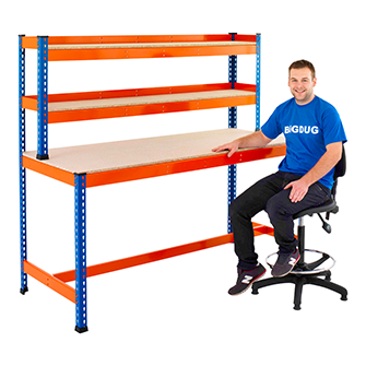 BiG400 Bench Workstations