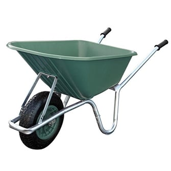 Wheelbarrows & Garden Trolleys