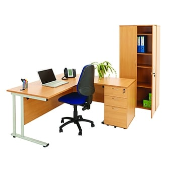 Office Desks & Pedestals