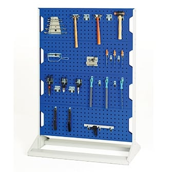 Bott Perfo Panel Freestanding Tool Storage