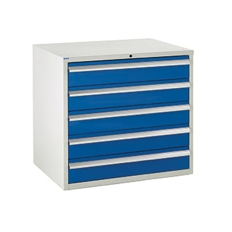 Euroslide 900 Drawer Cabinets - 900mm wide