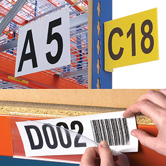 Warehouse Signs & Labels