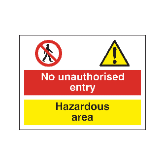 Multi-Purpose Safety Signs