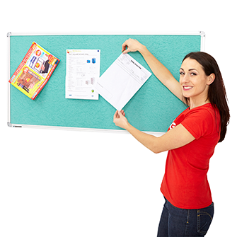 Flame Retardant Noticeboards