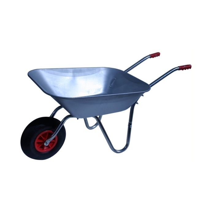Garden And Light Duty Metal Wheelbarrow 50 Litre