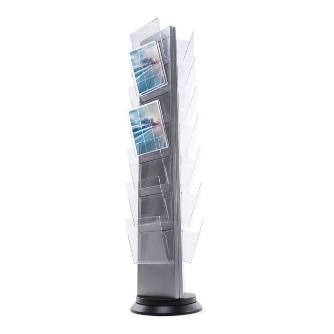 Rotary Brochure Dispensers