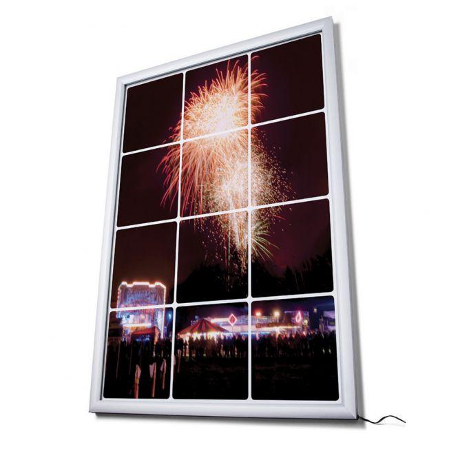 LED Illuminated Display Boards