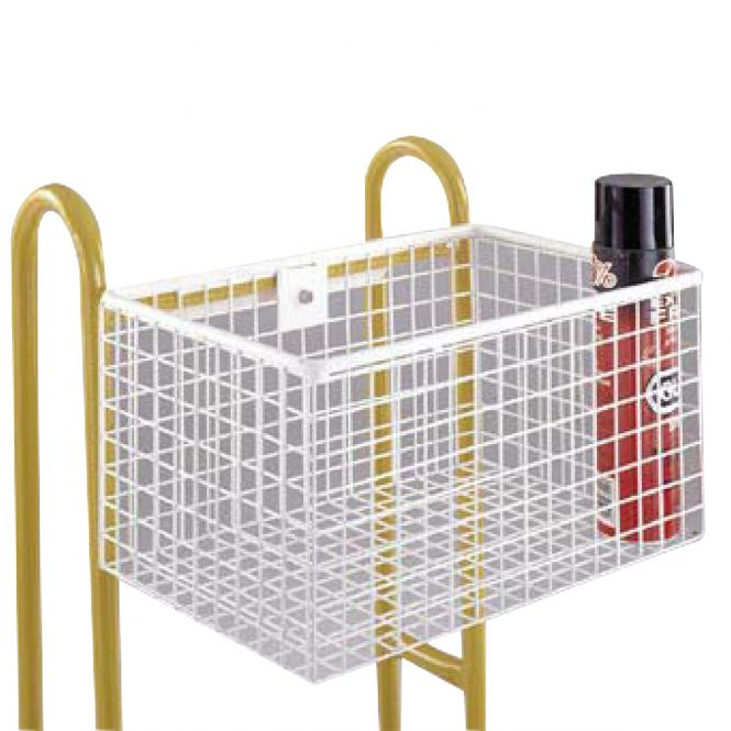 Wire Basket for Mobile Safety Steps