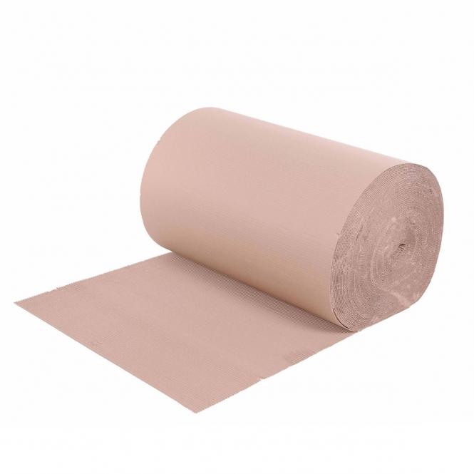 Corrugated Paper Roll - 450mm x 75m