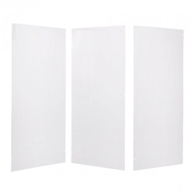 PVC Replacement Screen 3 Panel