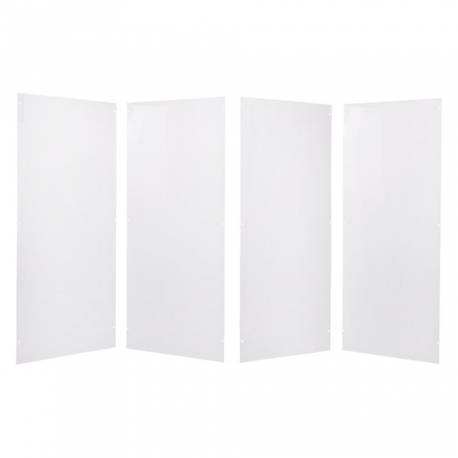 PVC Replacement Screen 4 Panel