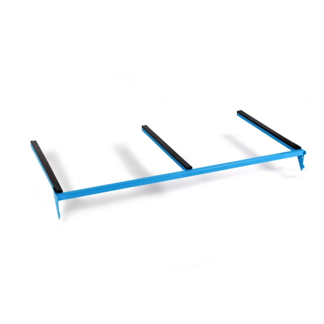 Cantilever Arm Level with Rubber Pads - For Cantilever Shelf Trolley - 50kg Capacity UDL