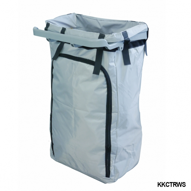 Reusable Cleaning Trolley Waste Sack   120 Litre Capacity