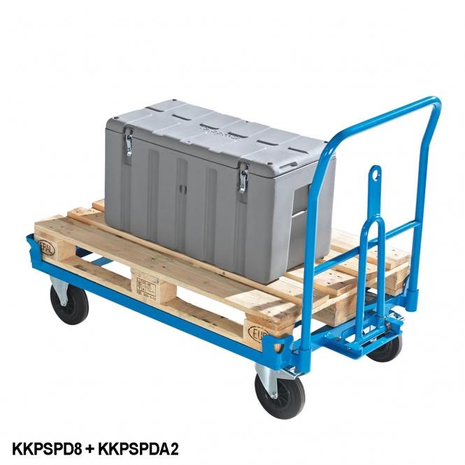 Steel Tubular Handle For KKPSPD8 (800mm Wide)