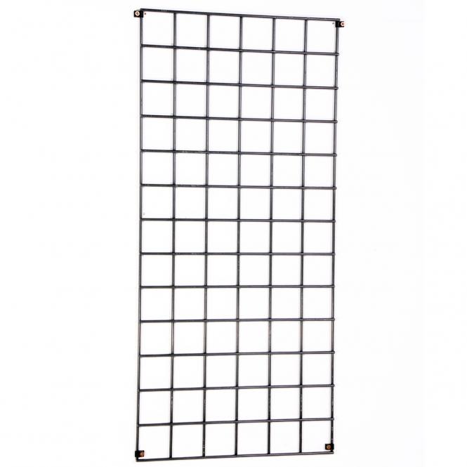 Wire Mesh Grid Rack Panel 1220mm x 610mm