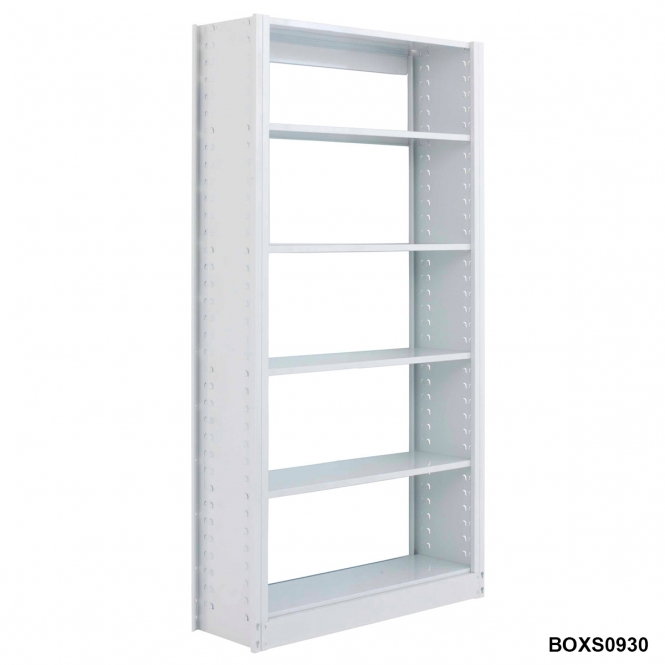 Boltless Office Shelving | Extra Levels | Pack of 2