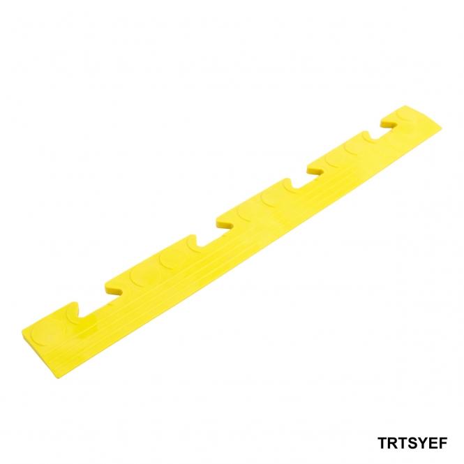 Studded Ramped Female Edge 8h x 502w x 50d mm Yellow