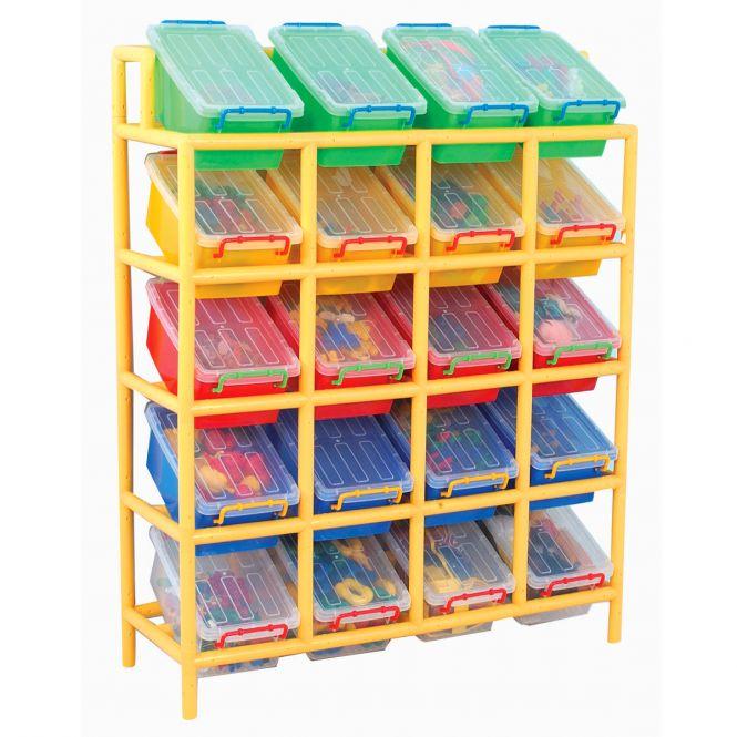 20 Tilt Bin Storage Units