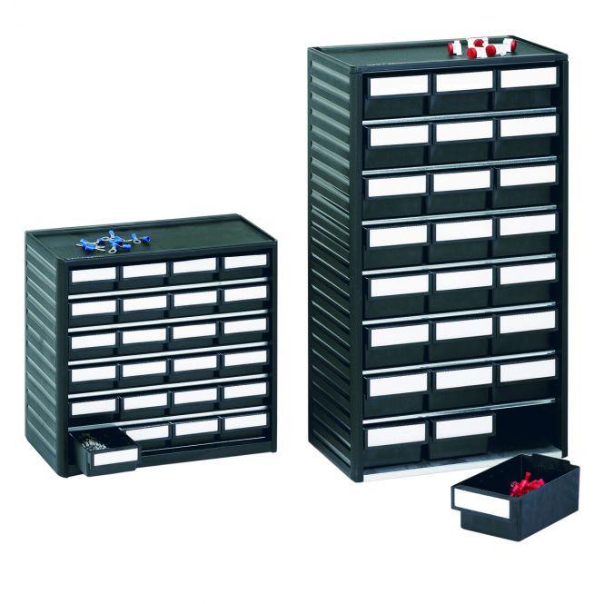 Anti Static Plastic Small Parts Storage Cabinets