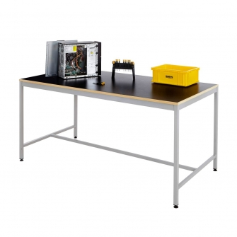 Anti Static Workbench with Fibreboard Worktop