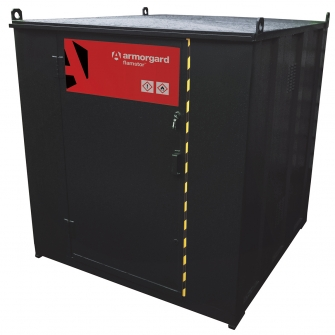 Armorgard Flamstor Walk-In Hazardous Storage Containers