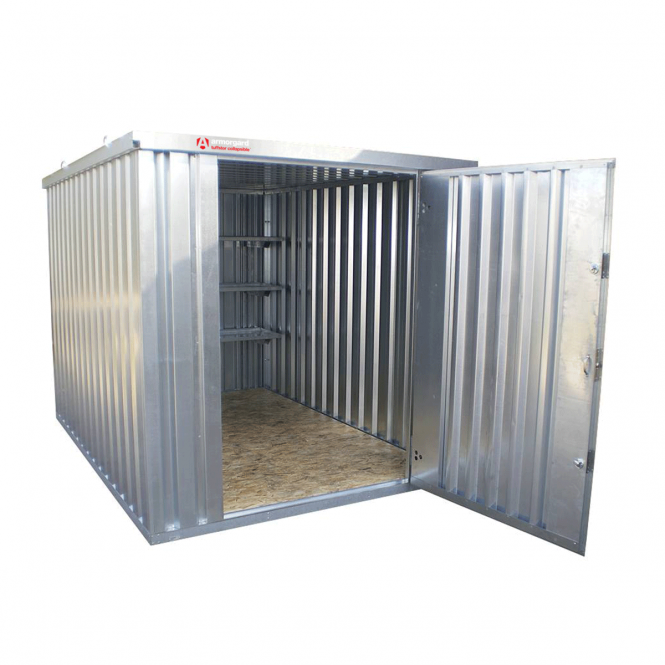 Armorgard Tuffstor Folding Walk In Site Storage Units