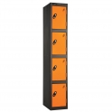 Autumn Four Door Lockers 460mm Deep