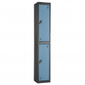 Autumn Two Door Lockers 460mm Deep