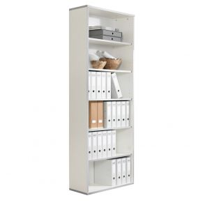 Aversa Open Shelf Filing Cupboards