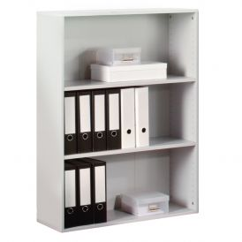 Barletta Open Shelf Filing Cupboards