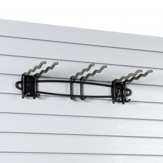BiG Tool Rack For Slatwall Or Wire Mesh Panels