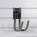 Big Twin Hook For Slatwall Or Wire Mesh Panels