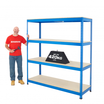 BiG800 Special Offer Shelving