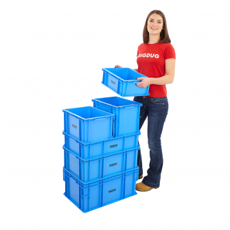 BiGDUG Euro Stacking Containers
