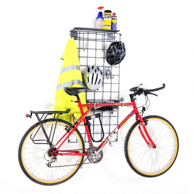 Bike Wire Mesh Rack Kit