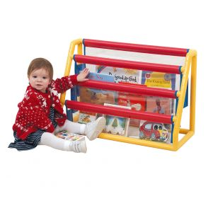 Book Display Units With 3 Pockets