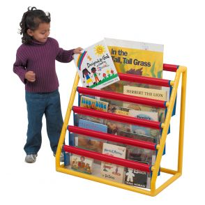 Book Display Units With 5 Pockets