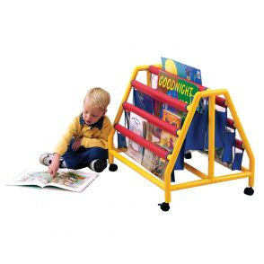 Book Display Units With 6 Pockets