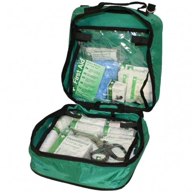 British Standard Grab Bag First Aid Kit