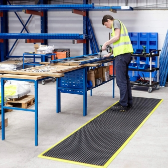 Bubblemat Safety Anti-Fatigue Interlocking Mats & Walkways
