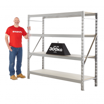 Budget Widespan Racking
