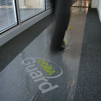 Carpet Protection Floor Film