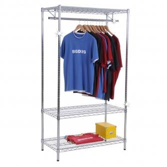 Chrome Garment Rack Special Offer