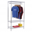 Chrome Garment Rack Special Offer